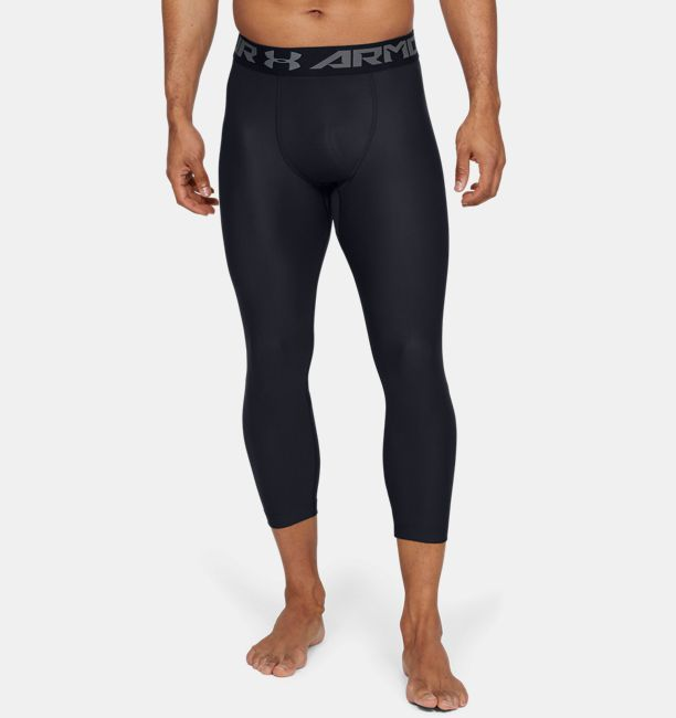 1a473d8078b29 Men's HeatGear® Armour Compression ¾ Leggings | Under Armour US