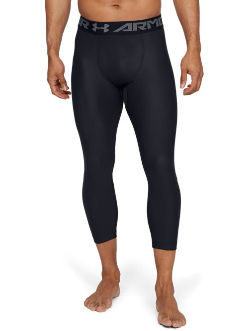 52151d35981b7 This review is fromMen's HeatGear® Armour Compression ¾ Leggings.