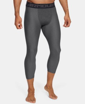 be752c5bb6316 Men's HeatGear® Armour Compression ¾ Leggings 3 Colors Available $36.99