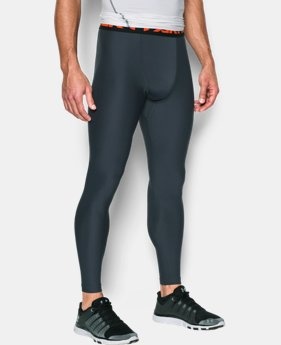 New Arrival Men's HeatGear® Armour Compression Leggings   8 Colors $34.99