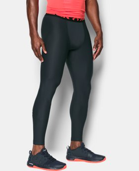 Men's HeatGear® Armour Compression Leggings  4 Colors $34.99