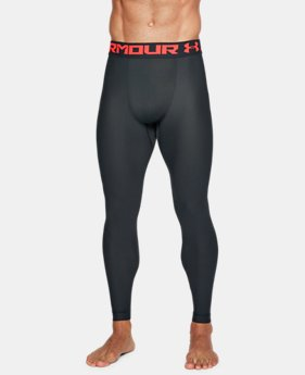 Best Seller Men's HeatGear® Armour Compression Leggings  2  Colors Available $34.99