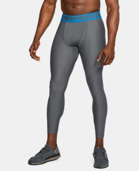 Men's HeatGear® Armour Compression Leggings  5 Colors $34.99