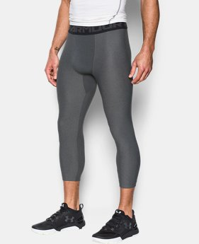 Men's HeatGear® Armour Compression Leggings LIMITED TIME: FREE SHIPPING 5 Colors $39.99