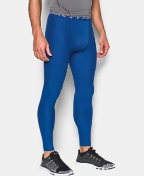 New Arrival Men's HeatGear® Armour Compression Leggings   1 Color $34.99