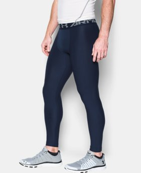 Men's HeatGear® Armour Compression Leggings LIMITED TIME: FREE SHIPPING 1 Color $39.99