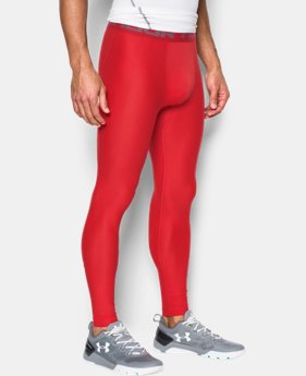 Men's HeatGear® Armour Compression Leggings  1 Color $29.99