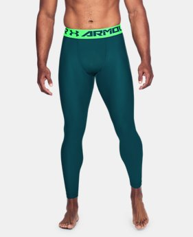 Best Seller Men's HeatGear® Armour Compression Leggings   $34.99