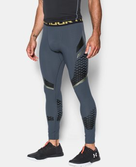 Men's HeatGear® Armour Zone Compression Leggings   $89.99