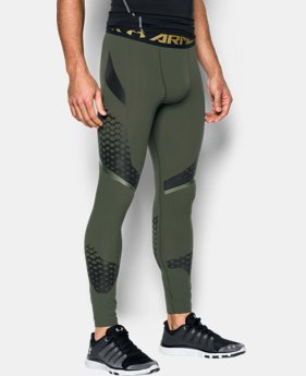 Men's HeatGear® Armour Zone Compression Leggings  1 Color $49.99