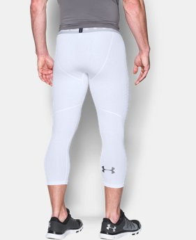 Men's HeatGear® CoolSwitch Armour ¾ Compression Leggings  1 Color $29.99
