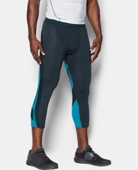 Men's HeatGear® SuperVent Compression ¾ Leggings  1 Color $49.99