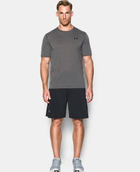 New Arrival Men's UA Threadborne T-Shirt LIMITED TIME: FREE U.S. SHIPPING 2 Colors $29.99