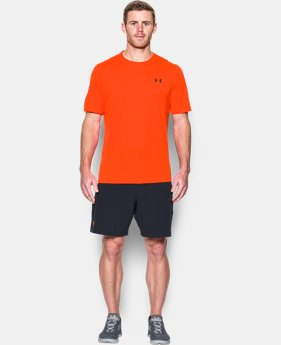 Best Seller Men's UA Threadborne Siro T-Shirt  1  Color Available $22.49