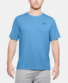 Best Seller Men's UA Threadborne Siro T-Shirt  4  Colors Available $17.99 to $22.99