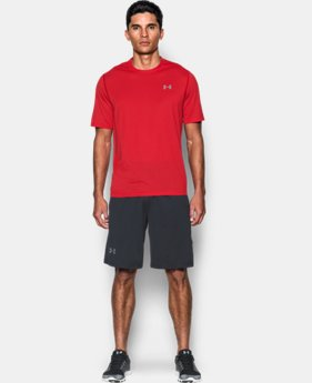 Best Seller  Men's UA Threadborne Siro T-Shirt LIMITED TIME: FREE SHIPPING 2  Colors Available $39.99