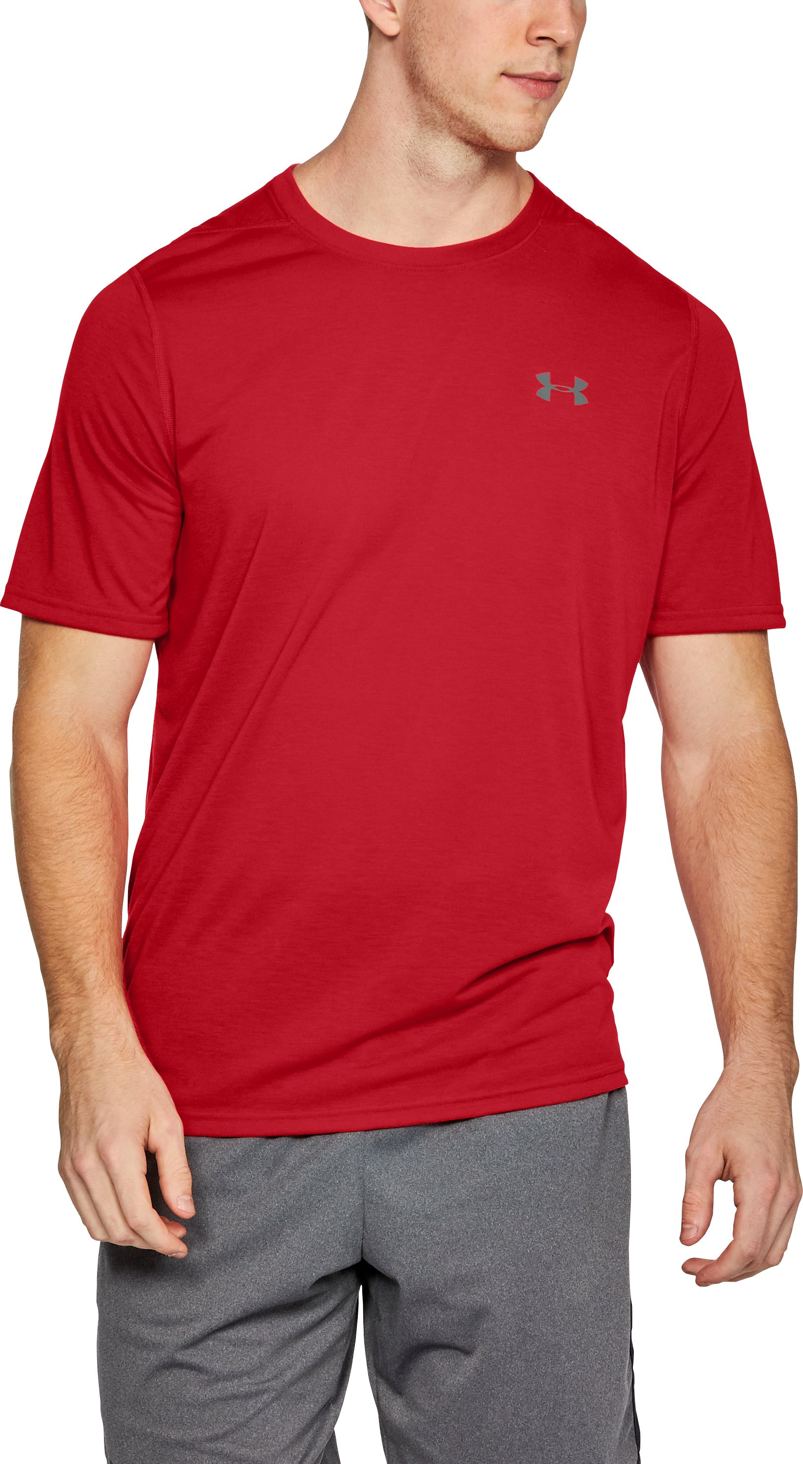 Men's UA Threadborne Siro T-Shirt, Pierce
