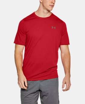Men's UA Threadborne Siro T-Shirt FREE U.S. SHIPPING 4  Colors Available $29.99