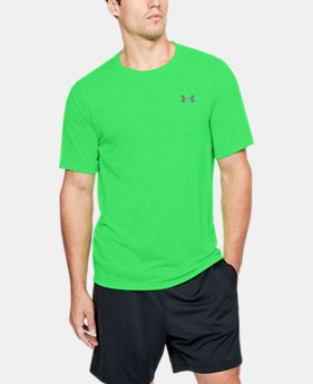 Best Seller Men's UA Threadborne Siro T-Shirt  1  Color Available $29.99