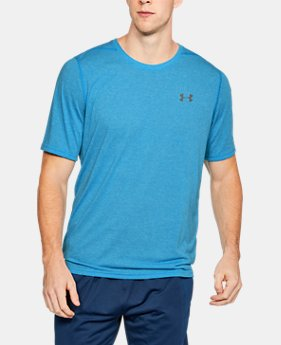 Best Seller Men's UA Threadborne Siro T-Shirt LIMITED TIME OFFER 4 Colors $20.99
