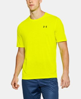 Men's UA Threadborne Siro T-Shirt LIMITED TIME: FREE U.S. SHIPPING 4  Colors Available $29.99