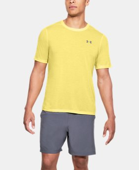 Best Seller  Men's UA Threadborne Siro T-Shirt  5 Colors $39.99