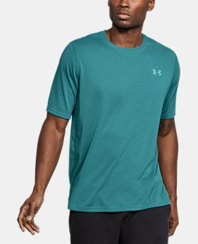 Best Seller Men's UA Threadborne Siro T-Shirt  9 Colors $29.99