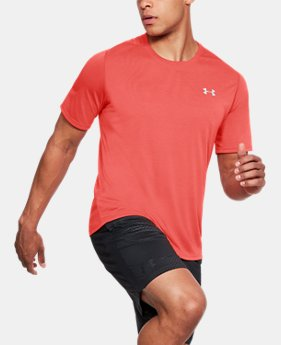Best Seller Men's UA Threadborne Siro T-Shirt LIMITED TIME: 25% OFF 1  Color $22.49