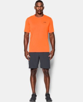 Best Seller Men's UA Threadborne Siro T-Shirt  1  Color $17.99 to $22.99