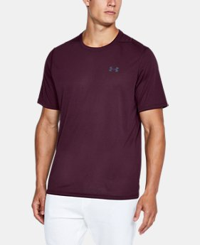 Best Seller Men's UA Threadborne Siro T-Shirt LIMITED TIME OFFER 20 Colors $20.99
