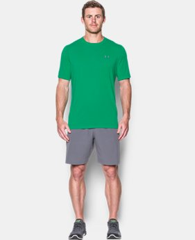 Best Seller Men's UA Threadborne Siro T-Shirt LIMITED TIME OFFER 3 Colors $20.99
