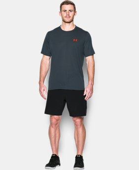 Men's UA Threadborne Siro Embossed T-Shirt  1 Color $17.99 to $22.99