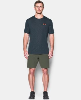 Men's UA Threadborne Siro Embossed T-Shirt  1 Color $39.99