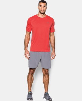 Men's UA Threadborne Siro Embossed T-Shirt  1 Color $15.74