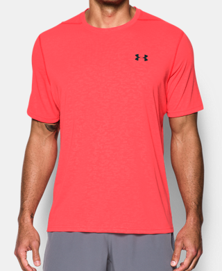Men's UA Threadborne Embossed T-Shirt