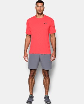 Men's UA Threadborne Siro Embossed T-Shirt  1 Color $17.99 to $29.99