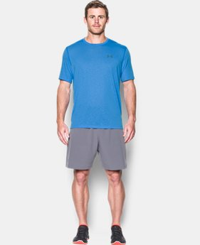 Men's UA Threadborne Siro Embossed T-Shirt  1 Color $29.99 to $39.99