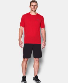 Men's UA Threadborne Siro Striped T-Shirt  1 Color $22.99