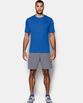 Men's UA Threadborne Siro Striped T-Shirt  1 Color $17.24