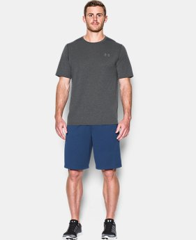 Men's UA Threadborne Siro Twist T-Shirt LIMITED TIME OFFER 5 Colors $20.99
