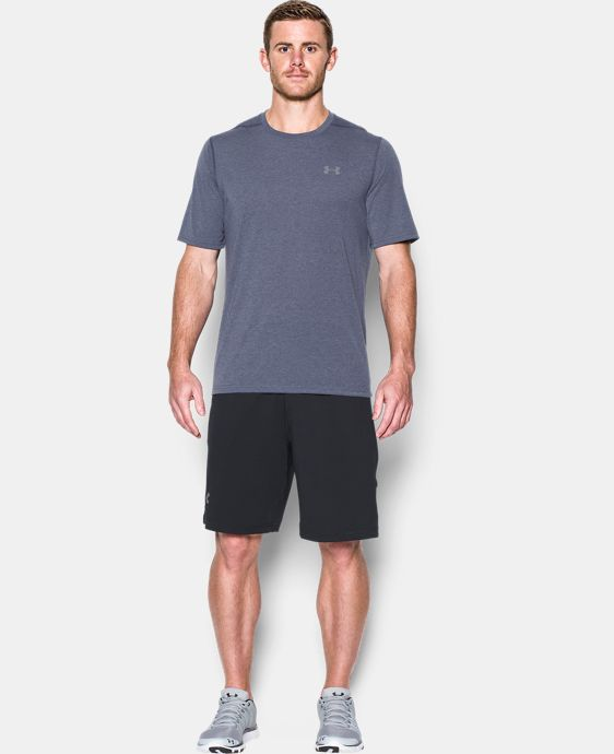 Men's UA Threadborne Twist T-Shirt   4 Colors $39.99