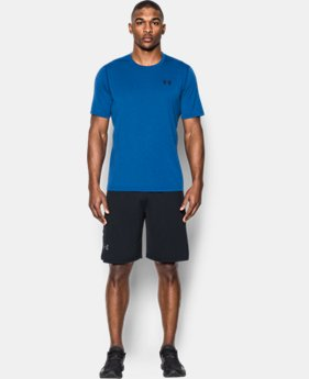 Men's UA Threadborne Siro Twist T-Shirt  2 Colors $17.99 to $22.99