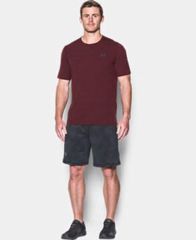 New Arrival  Men's UA Threadborne Siro Twist T-Shirt  3 Colors $39.99