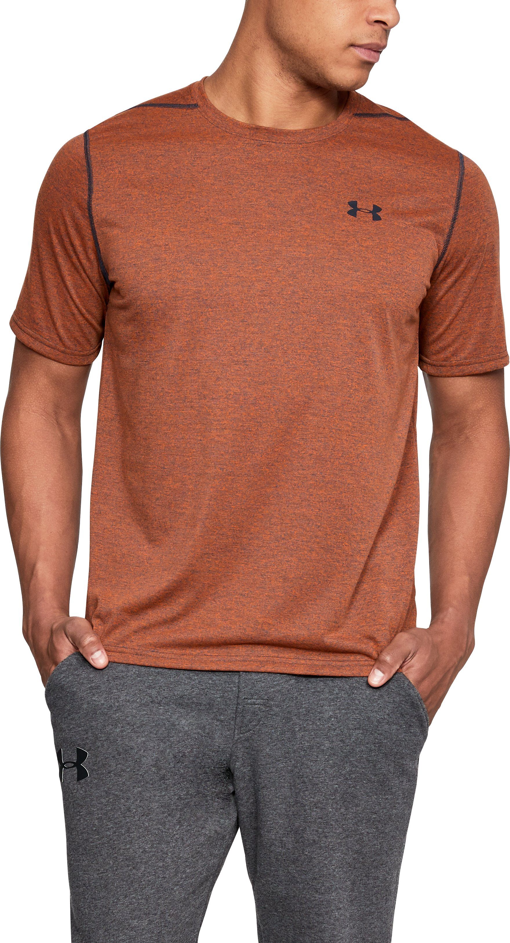 Men's UA Threadborne Siro Twist T-Shirt, TRUE INK