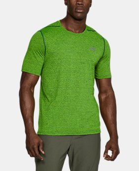 Men's UA Threadborne Siro Twist T-Shirt LIMITED TIME OFFER 9 Colors $20.99