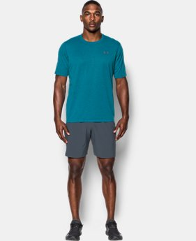 Men's UA Threadborne Siro Twist T-Shirt LIMITED TIME OFFER 5 Colors $27.99