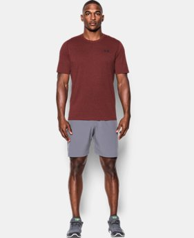Men's UA Threadborne Siro Twist T-Shirt  1 Color $27.99 to $29.99
