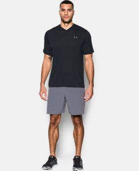 Men's UA Threadborne Siro V-Neck T-Shirt  6 Colors $39.99