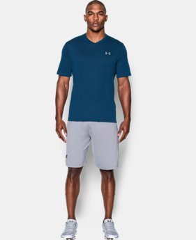 Men's UA Threadborne Siro V-Neck T-Shirt  1 Color $12.74 to $17.24