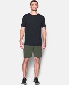 Men's UA Threadborne Seamless T-Shirt  5 Colors $44.99